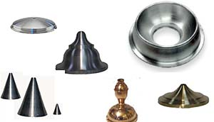 ad metalspinning product collection